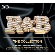 R & B THE COLLECTION - (3 CD SET)