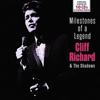CLIFF RICHARD & THE SHADOWS - MILESTONES OF A LEGEND