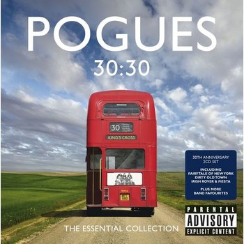 THE POGUES - 30/30 THE ESSENTIAL COLLECTION (CD)