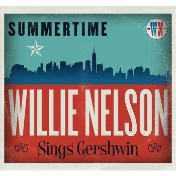 WILLIE NELSON - SUMMERTIME: WILLIE NELSON SINGS GERSHWIN (CD)