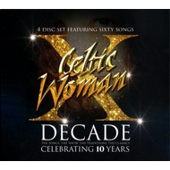 CELTIC WOMAN - DECADE (4  CD SET)...