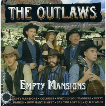 THE OUTLAWS - EMPTY MANSIONS (CD)
