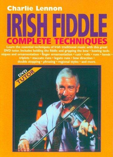 Charlie Lennon Irish Fiddle Complete Techniques DVD - CDWorld ie