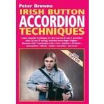 PETER BROWNE - IRISH BUTTON ACCORDION TECHNIQUES (DVD)...