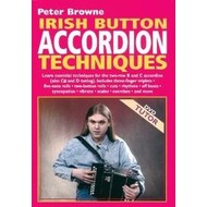 PETER BROWNE - IRISH BUTTON ACCORDION TECHNIQUES (DVD)
