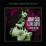 JOHNNY CASH & JUNE CARTER - JOHNNY AND JUNE (CD)...