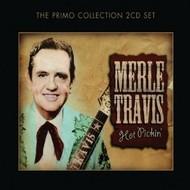 MERLE TRAVIS - HOT PICKIN' (CD).