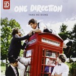 ONE DIRECTION - TAKE ME HOME (CD)...