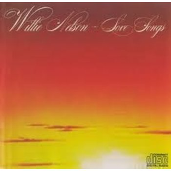 WILLIE NELSON - LOVE SONGS