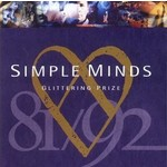 SIMPLE MINDS - GLITTERING PRIZE (CD).