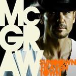 TIM MCGRAW SUNDOWN HEAVEN TOWN