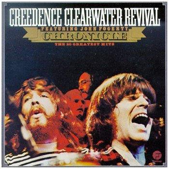 CREEDENCE CLEARWATER REVIVAL  - CHRONICLE: THE 20 GREATEST HITS (CD)