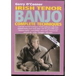 GERRY O'CONNOR - IRISH TENOR BANJO COMPLETE TECHNIQUES (DVD)...