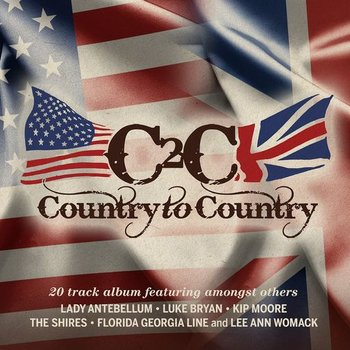 COUNTRY TO COUNTRY (CD)