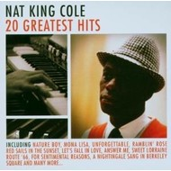 NAT KING COLE - 20 GREATEST HITS (CD)...