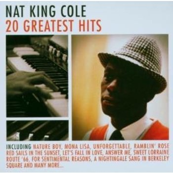 NAT KING COLE - 20 GREATEST HITS (CD)