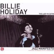BILLIE HOLIDAY - JAZZMANIFESTO / THE LADY IN SATIN