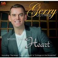 GERRY GUTHRIE - SECOND HAND HEART (CD)...