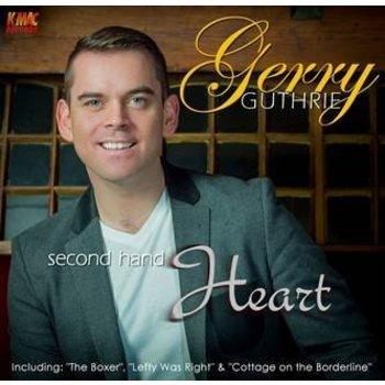 GERRY GUTHRIE - SECOND HAND HEART (CD)