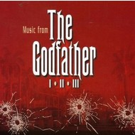MUSIC FROM THE GODFATHER (CD)...