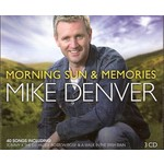 MIKE DENVER - MORNING SUN & MEMORIES (CD)...