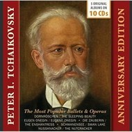 TCHAIKOVSKY - THE MOST POPULAR BALLETS & OPERAS