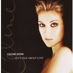 CELINE DION - LET'S TALK ABOUT LOVE (CD).