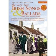 100 IRISH BALLADS WITH WORDS, MUSIC AND GUITAR CHORDS  VOLUME 2 (BOOK)