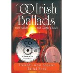WALTONS - 100 IRISH BALLADS BOOK AND CD