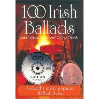 WALTONS - 100 IRISH BALLADS BOOK AND CD