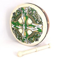 WALTONS  8'' CELTIC CROSS BODHRAN...