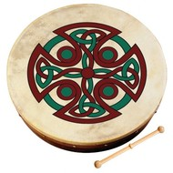 Waltons 8'' Carew Cross Bodhran