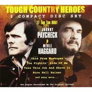 JOHNNY PAYCHECK / MERLE HAGGARD - TOUGH COUNTRY HEROES (CD)...
