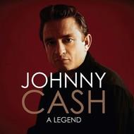 JOHNNY CASH - A LEGEND (CD).  )