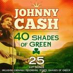 JOHNNY CASH - 40 SHADES OF GREEN (CD)...