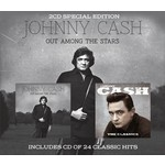 JOHNNY CASH - OUT AMONG THE STARS (CD)...