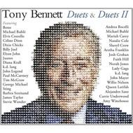 TONY BENNETT - DUETS AND DUETS II (CD).
