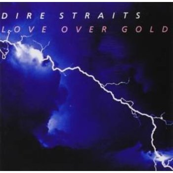 DIRE STRAITS - LOVE OVER GOLD (CD0