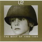 U2 - THE BEST OF 1980- 1990 (CD)...