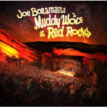 J & R Adventures,  JOE BONAMASSA - MUDDY WOLF AT RED ROCKS