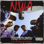 N.W.A - STRAIGHT OUTTA COMPTON 20th ANNIVERSARY EDITION (CD)