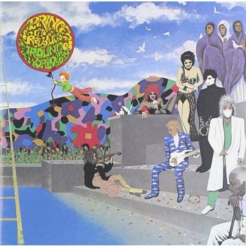 Paisley Park,  PRINCE - AROUND THE WORLD IN A DAY