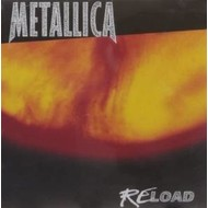 METALLICA - RELOAD (CD).
