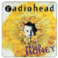 RADIOHEAD - PABLO HONEY (CD).