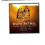 SNOW PATROL - SELECTIONS FROM FINAL STRAW
