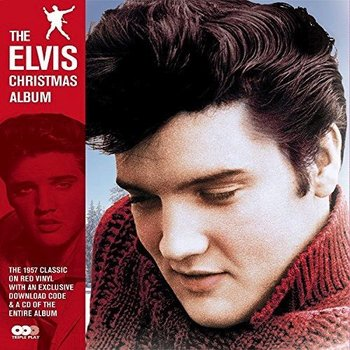 ELVIS PRESLEY - THE CHRISTMAS ALBUM (Vinyl LP)