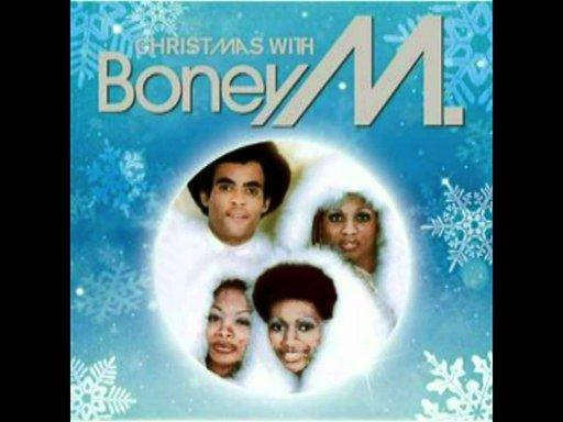 BONEY M - CHRISTMAS WITH BONEY M - CDWorld.ie