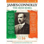 JAMES CONNOLLY THE IRISH REBEL DVD & CD