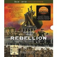 EASTER 1916 REBELLION: THE SONGS - THE STORIES - THE VISION (3 CD & 1 DVD Collection & poster of The Proclamation of The Irish Republic).. )