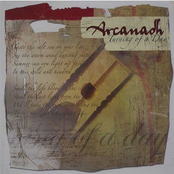 ARCANADH - TURNING OF A DAY (CD)